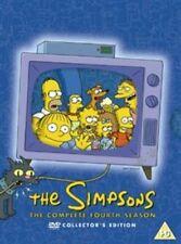Simpsons Complete Season 4 Digital Versatile Disc DVD Region 2 FR
