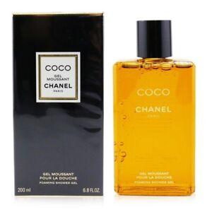NEW Chanel Coco Foaming Shower Gel 200ml Perfume