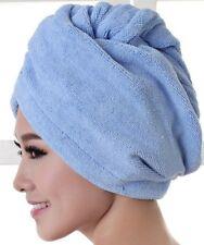 5pcs Microfiber towel hair dry hat/cap,quick drying CAP,magic soft