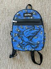 Loungefly Harry Potter Ravenclaw Mini Backpack Blue Black