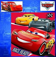 Cars Mc Queen Kissenbezug Kinder Disney 40x40cm