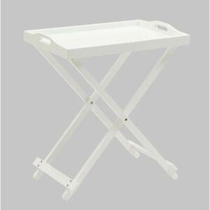 Convenience Concepts Designs2Go Tray Table, White - 239900W