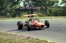Derek Bell FERRARI 312/68 USA GRAND PRIX 1968 Fotografia