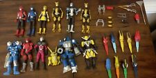 Power Rangers Beast Morpher Action Figures Lot