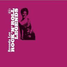 Brenda Lee Rock 'N' Roll Legends CD NEW SEALED Sweet Nothin's/I'm Sorry/Dynamite