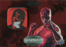 Marvel Vibranium Manufactured Patch Chase Card P-20 Daredevil