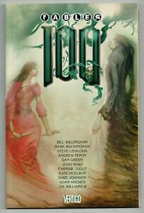 FABLES #100 DC/Vertigo 2011 Bill Willingham 100-Page Giant Anniversary Issue