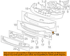 GM OEM Headlight Head Light Lamp-Headlamp Assembly Bolt 11589012
