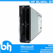 HP Proliant BL460c G7 Blade Server Dual Intel Xeon Quad Core E5506 2.13GHz 48GB