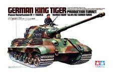 TAMIYA 35164 1/35 German King Tiger Sd.Kfz. 182 Production Turret