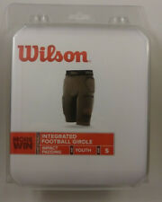 Wilson Multi Sport Football Compression Integrated Pad Girdle Youth Small