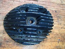 Harley hummer 1957#s cylinder head I have more parts for this bike/others