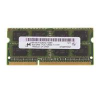 Micron 4GB 4 GB 2Rx8 PC3L-12800 Laptop Memory SODIMM DDR3L 1600Mhz RAM PC3L12800