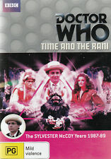 Doctor Who: 7th TIME & THE RANI New/UNSEALED Region 4 Slimline Case