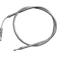 58.1 inch braided clutch cable for harley 1968 / 1986 shovel big twin