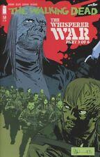 THE WALKING DEAD #159 (2016) WHISPERER WAR PT. 3, KIRKMAN, ALDARD, 1st PRINT, NM