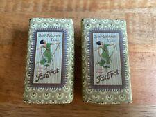 CLAUS PORTO Soap Bar, Fox Trot (Violet) Mini / Travel Sized 2 X 50g (100g Total)