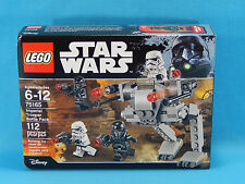 Lego Star Wars 75165 Imperial Trooper Battle Pack 112pcs New Sealed 2017