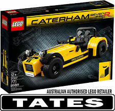 LEGO 21307 CATERHAM SEVEN 620R TECHNIC from Tates ToyWorld