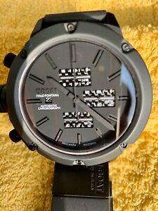 U-Boat Classico Titanium Ceramic 53 mm, Chronograph Limited Nr. 6/300 Top Uhr