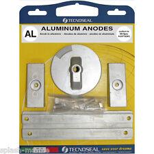ALLUMINIO Anodo Kit Mercury Mariner 4 CILINDRO Verado - 135, 150, 175 & 200hp