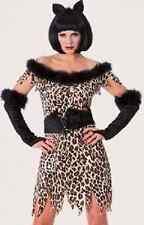 Adult  Leopard Queen Costume Size Medium 8-10