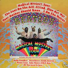 BEATLES - MAGICAL MYSTERY TOUR capitol 2835 LP 1969 USA