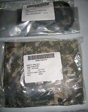2 Piece Set NEW USGI ARMY MILITARY SURPLUS ACU GPS POUCH & INSERT POCKET