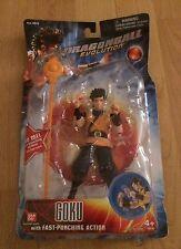 Goku Dragonball Z Evolution Ban Dai Action Figure Toy Collectible