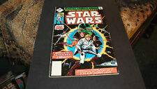 Star Wars 1 Marvel 1977 FN+  Reprint Luke Skywalker Darth Vader 35 Cent Diamond