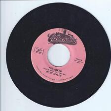 BILLY MYLES The Joker VG+(+) 45 RPM REISSUE