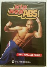 HIP HOP ABS: Hips Buns & Thighs w/SHAUN T <BEACHBODY> NEW SEALED DVD  SHIPS FAST