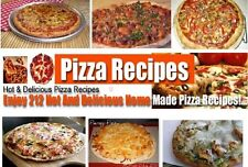 212 PIZZA, SAUCE & DOUGH Recipes - PDF