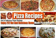 212 PIZZA, SAUCE & DOUGH Recipes