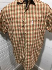 Columbia Men's Extra Large Short Sleeve Button Front Shirt