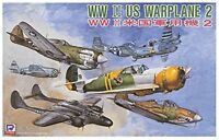 Pit-Road Skywave S-43 Wwii Us Warplane Set 2 1/700 Scale Kit F/S w/Tracking# NEW