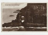 The Eye Glass Giants Causeway N Ireland Vintage RP Postcard 349a