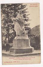 domrémy , statue de jeanne d'arc , par mercié --