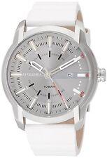 Diesel Men's DZ1811 'Armbar' White Leather Watch