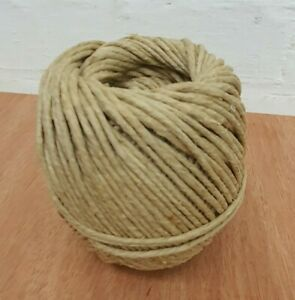 20m Upholstery Flax Twine / Laid Cord - Perfect for Tying Springs In Place