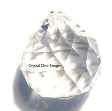 LOT OF 5-40mm Feng Shui Asfour Clear Crystal Ball Prisms Wholesale 701-40 CCI