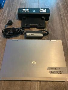 HP Elitebook 8540P i5- M560 4x 2,67GHz 8GB DVD-Rom W-Lan Win10 Pro fähig