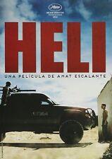 Heli-- DVD NEW Una Pelicula De Amat Escalante  EN ESPANOL, ENVIO GRATIS!! NUEVO