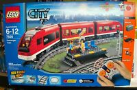 LEGO city Passenger Train 7938 BRAND NEW IN SEALED PACKAGE