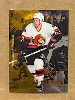 1995-96 Pinnacle Select Certified Daniel Alfredsson RC Rookie Card #122 Senators