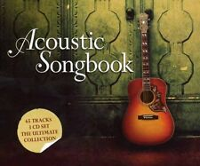 Various Artists – Acoustic Songbook (Virgin / EMI / Box Music, VTDCD 673)