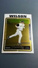 CRAIG WILSON 2005 TOPPS CHROME CARD # 372 B6540