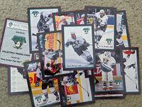 1997 Mighty Ducks Police Set (27) SGA MINT with 4 Pop-Ups Kariya, Selanne, Kurri