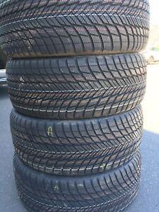 4x NEUE Bridgestone Blizzak LM001 245/45 R20 103W XL (AO) DOT18