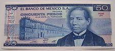 Mexico - Bankbiljet 50 pesos 1981 ongebruikt